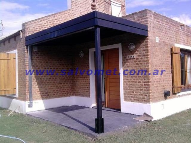 Tipos de tejados para casas beautiful techos de tejas o - Tipos de tejados para casas ...