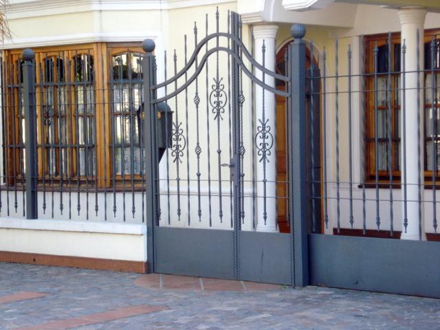 Rejas para ventanas rejas para balcones frentes de rejas - Rejas de diseno moderno ...